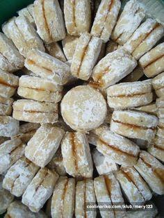 Posne vanilice - Biscuits Serbe