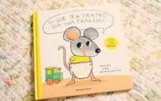 Desfralde - 5 livros infantis para ajudar nesse momento