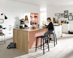 Dream-Kitchen-Ideas. Schuller German Kitchen - Fino.