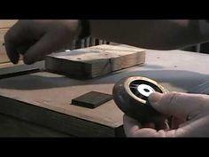 DIY Comment fabriquer un hand spinner de A à Z … How to make hand spinne...