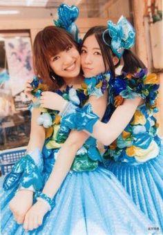 Kokoro no Placard - AKB48 : Miyazawa Sae & Matsui Jurina