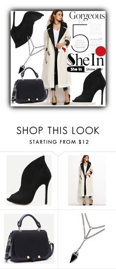 """""""8/15 shein"""" by fatimka-becirovic ❤ liked on Polyvore featuring WithChic"""