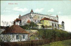 Zólyom vára | Képcsarnok | Hungaricana Bratislava, Hungary, Pastels, Mansions, House Styles, Manor Houses, Villas, Mansion, Palaces