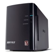 BUFFALO LinkStation Pro Duo 2-Bay 2 TB (2 x 1 TB) RAID High Performance Network Attached Storage (NAS) - LS-WV2.0TL/R1 by Buffalo Technology. $240.99. From the Manufacturer                  LinkStation Pro™ Duo Shared Network Storage LS-WVL/R1          High Speed Shared Storage Dual Drive RAID NAS    Quick Swap Hard Drives   Active Directory Support  NovaBACKUP® Included  Free WebAccess Service  Access Data with iOS Apps  Multimedia Server  BitTorrent® Downlo...