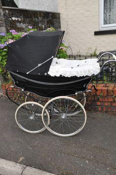 Vintage Coachbuilt pram | eBay