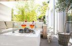Loungegarnitur DIY * Terrasse gestalten Ideen