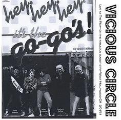 hey, hey, hey, it's the go-go's! vicious circle #vintage 1981