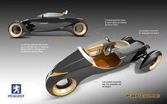 Fantome 3 wheeler by Igor Ozhiganov