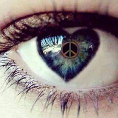 Love your eyes! Peaceful, easy feeling! Ashlie!