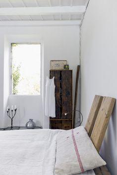Etxekodeco: Oda al reciclaje: La vivienda de la creadora Katrin Arens.