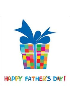 Happy Father's Day eGifter greeting card!