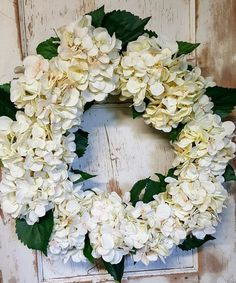 Front door Wreath, READY TO SHIP, Front door wreath, hydrangea, Wreath - Wreath Great for All Year Round, Door Wreath by FarmHouseFloraLs on Etsy