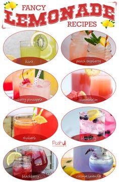 Eight Fancy Lemonade