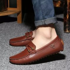 shoes - Online Shop 2015 Sale black genuine leather loafers mens fashion boat shoes fashion brown male platform oxford casual solid mocassin for men Aliexpress Mobile Oxford Platform, Oxford Shoes, Cheap Boat Shoes, Leather Loafers, Loafers Men, Suede Leather, Tuxedo Shoes, Mens Fashion Shoes, Shoes Men