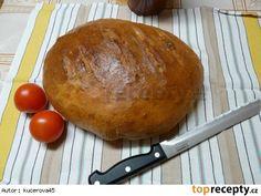 Domácí kmínový chleba Hamburger, Bread, Food, Brot, Essen, Baking, Burgers, Meals, Breads
