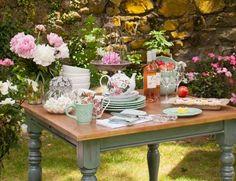 Joss and Main Garden Tea
