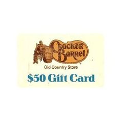 Cracker Barrel Gift Card Collection, (gift card, gift cards, restaurants, gift certificate, restaurant, pancakes, outback steakhouse, food, ihop, outrageous shipping)