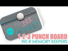 1,2,3 Punch Board - En Español - YouTube
