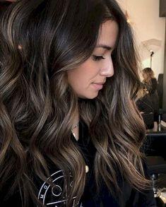 33 Hot Brunette Balayage Hairstyle Ideas