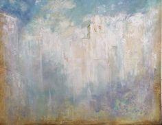 """Saatchi Art Artist Luzia Ponomareva; Painting, """"Chicago"""" #art"""
