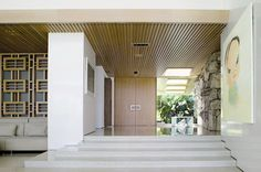Isabel Trust Residence, designed by W. McAllister in 1957. Photo courtesy of Marmol Radziner.