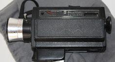 Maquina de filmar - Bell & Howell