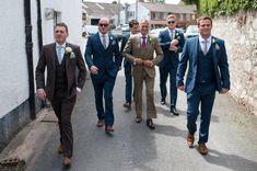 grooms in tweed - Google Search