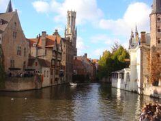 Bruges: uma das cidades mais bonita do mundo | Meu Blog de Viagem