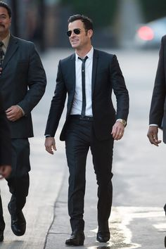 Justin Theroux - Jimmy Kimmel Live #suits