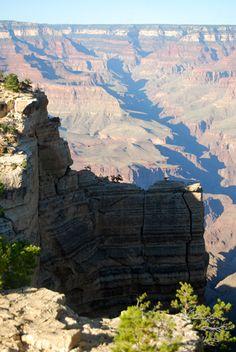 South Rim - Grand Canyon, Arizona | THE MOSAIC FINGERPRINT