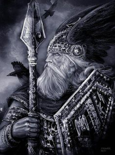 Vikings. ODIN King of Scandanavia. His father, FRITHUWALD King of the Trojans was the supreme ruler of the Scythians, in Asaland, or Asaheim, Turkestan, between the Euxine and Casdpian Seas, in Asia. My 38th GGF