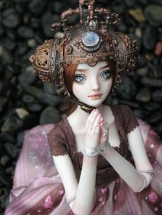:: Crafty :: Doll :: Steampunk & Victoriana ~ Artificial Intelligence