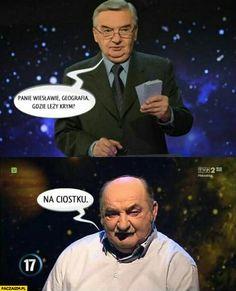 Very Funny Memes, Great Memes, Love Memes, Wtf Funny, Haha, Polish Memes, Weekend Humor, Funny Mems, Pin On