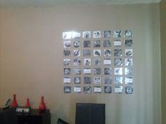 decoracion con cajas de cds