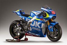 Suzuki GSX-RR Team Suzuki Ecstar 2015