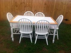 Just Chairs And Tables Wegner Circle Chair 89 Best My Refinishing Design Projects Security Check Required Tile Tableswindsor Chairswhite
