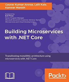 Building Microservices with .NET Core Pdf Download