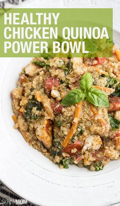 Try this delicious power bowl!