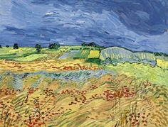 Ma toile préférée de Van Gogh... j'aimerais tellement en avoir une reproduction dans mon bureau....