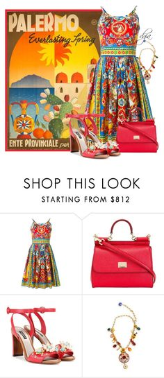 """""""Dolce & Gabbana"""" by dgia ❤ liked on Polyvore featuring Dolce&Gabbana"""