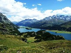 Sils Maria Switzerland: Here is where I learned to skii...where my Grandparents got married...and where I hiked with my family in the summer...where my brother and I skiied the Diavolezza 3 times without sticks, before a storm sent us packing home....so many memories here!!!