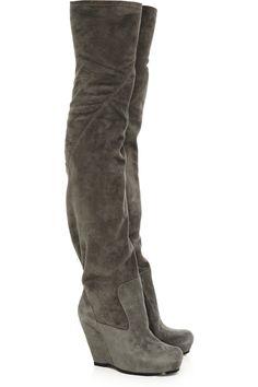 Thigh high boots <3
