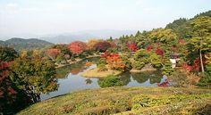 Shugakuin Imperial Villa (Shugakuin Rikyu) - masterpieces of Japanese gardens. Tours are by appt only and awarded by lottery. Guided tours are in Japanese only, but English audio tour is available.
