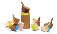 Juguetes de madera, pequeños objetos de deseo para niños y no tan niños|Espacios en madera