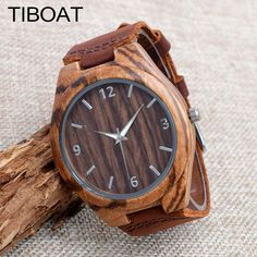 - Buy Now only Wholesale Product Leather Box, Real Leather, Cool Watches, Watches For Men, Men's Watches, Men Closet, Wooden Watch, Quartz Watch, Bamboo