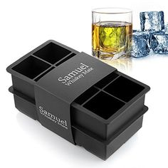 Bright New Cube Glacier Stainless Steel Rocks Stones Whiskey Ici Strong Resistance To Heat And Hard Wearing Bar Tools & Accessories Kitchen, Dining & Bar