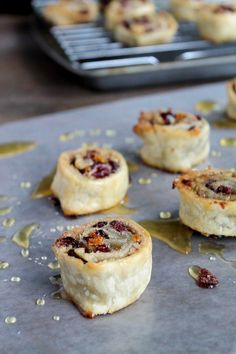 pinwheels 5wp Cranberry and Walnut Pinwheels