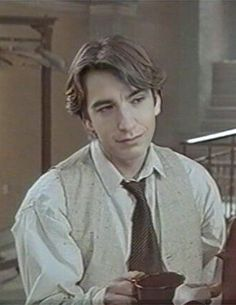Alan Rickman photo made young with Face App Alan Rickman Young, Alan Rickman Always, Alan Rickman Severus Snape, The Borgias, Julie Andrews, Snape Harry Potter, Ares, Period Dramas, Best Actor