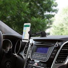Car Mount Holder Wireless Charger Mobile Iphone Samsung Phone Christmas Gift  #iOttie