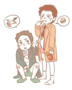 Pregnant Cas. I mean... why not?